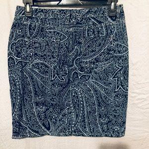 Denim Skirt by Nine West size 8